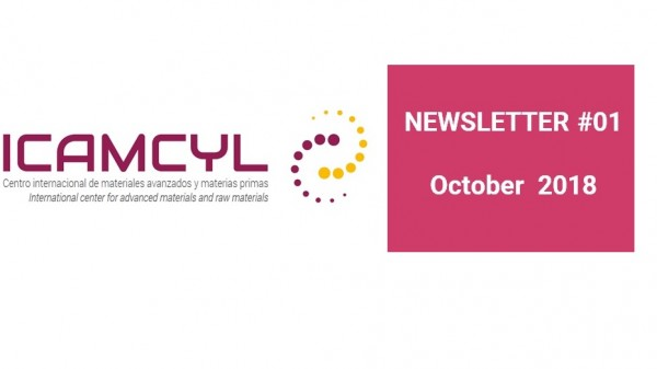 ICAMCyL Newsletter #01 Octubre 2018